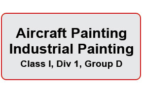 Aircraft Painting, Industrial Painting, Class I, Div 1, Group D