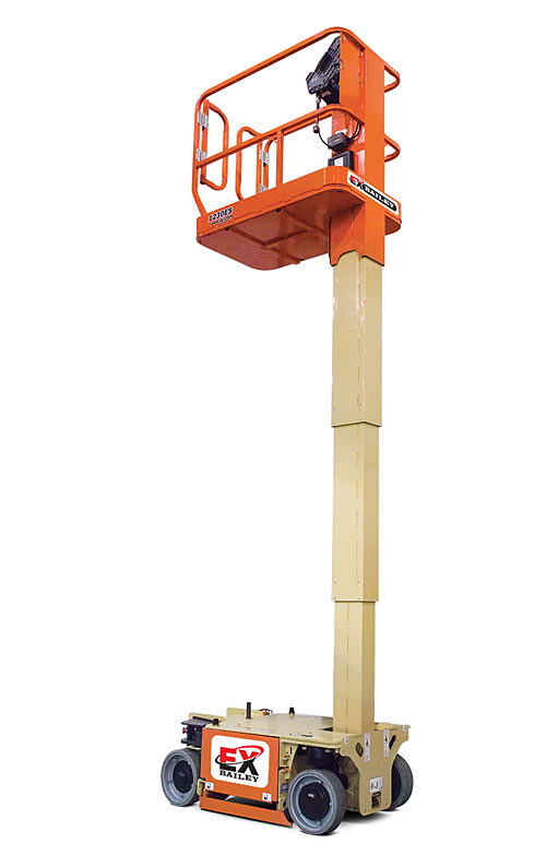 Explosion Proof Vertical Mast Lift