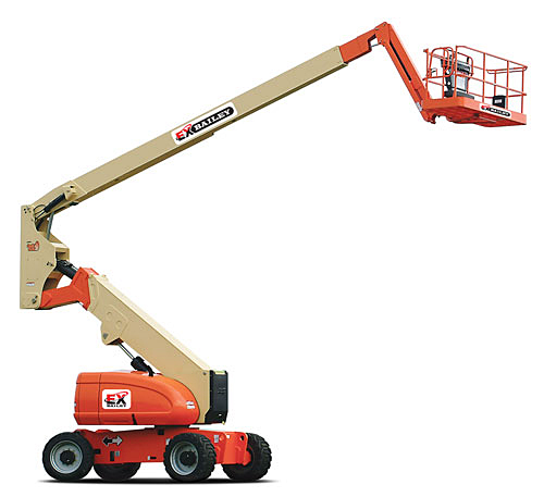 Explosion Proof Articulating Boom Lift