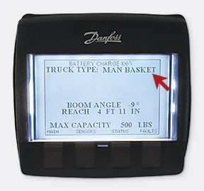 Man Basket Monitor