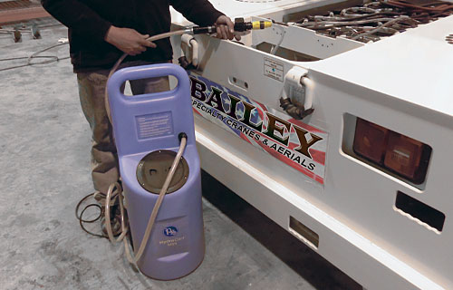 BC18 Battery Watering Cart