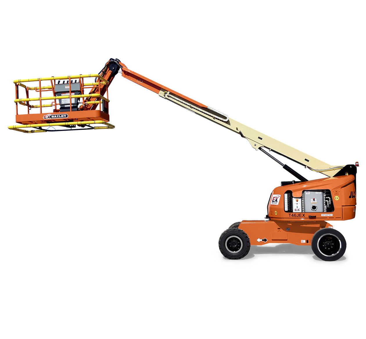 T46JEX Telescopic Explosion Proof Lift