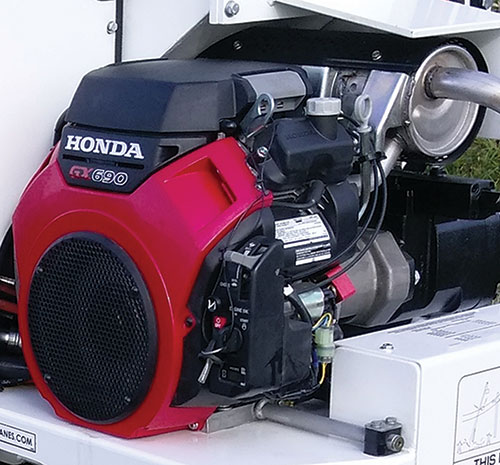 Brandon Trax Honda Engine